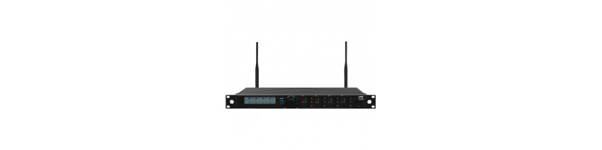 Sisteme de conferinta wireless JTS
